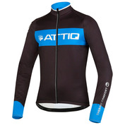 Mens Ultimate Long Sleeve Jersey (Black/Blue)