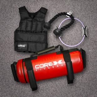 CoreX Gym Equipment