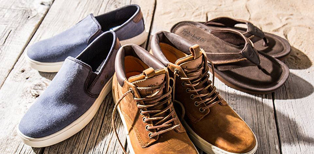 Spring Casual Footwear