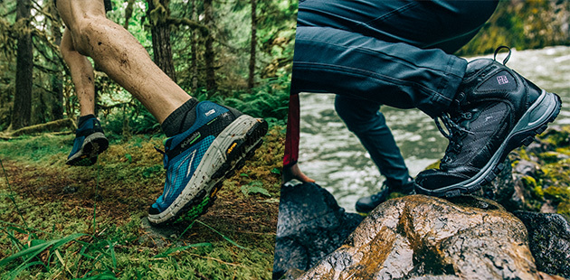 Columbia Footwear