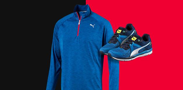 Puma Clothing & Footwear