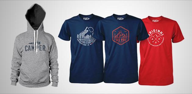 Sportpursuit T-Shirts & Hoodies